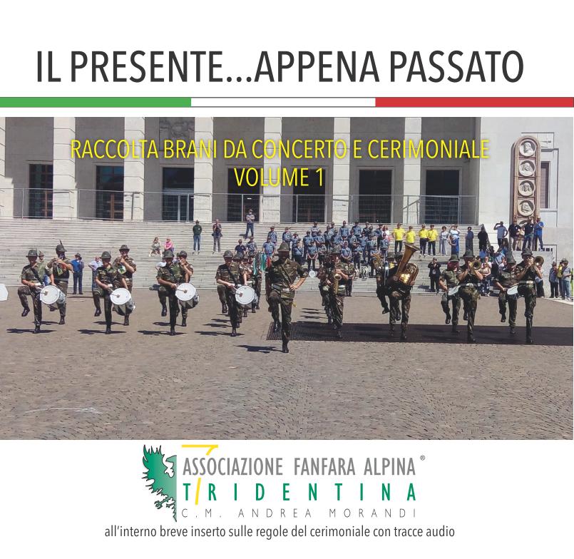 Copertina CD Associazione Fanfara Alpina Tridentina